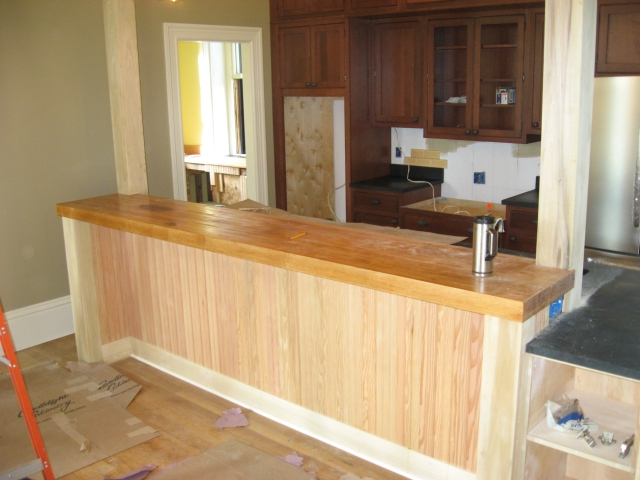 residential carpentry