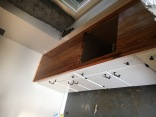 Recycled Lumber Counter top