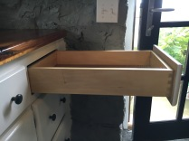 Dovetail Joinery on drawers
