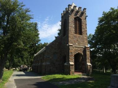 Andrews Chapel Swampscott Cemetery